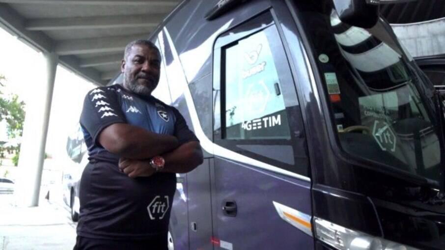 Ivan Joaquim é demitido do Botafogo após 26 anos de clube