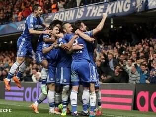Eto'o e Cahill marcaram os gols da vitória do Chelsea nesta terça-feira