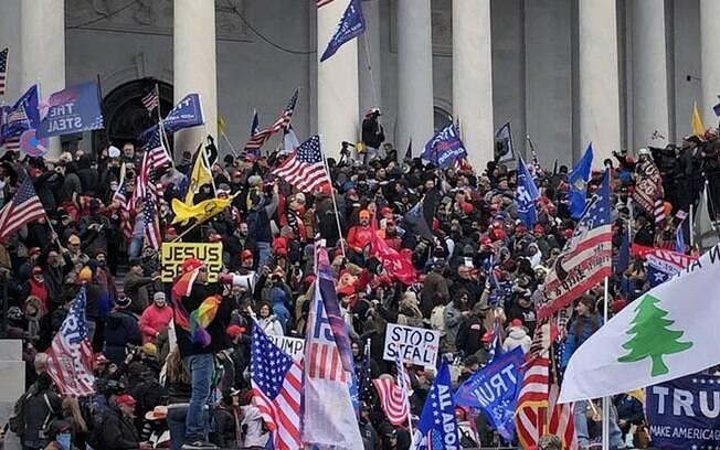 Grupos pró-Trump organizam novos protestos para 20 de janeiro