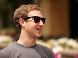 Zuckerberg: fim de ano na América do Sul