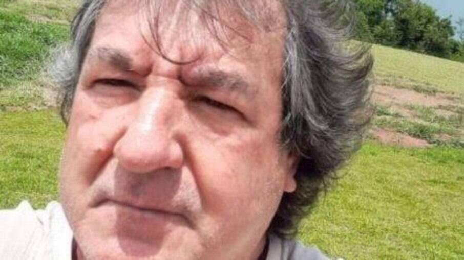 Vicente Dias Fanti, de 63 anos, morto a marteladas pelo filho