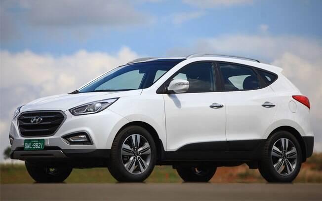 Hyundai ix35: versão feita no Brasil completa 50 mil unidades produzidas no País com central multimídia atualizada