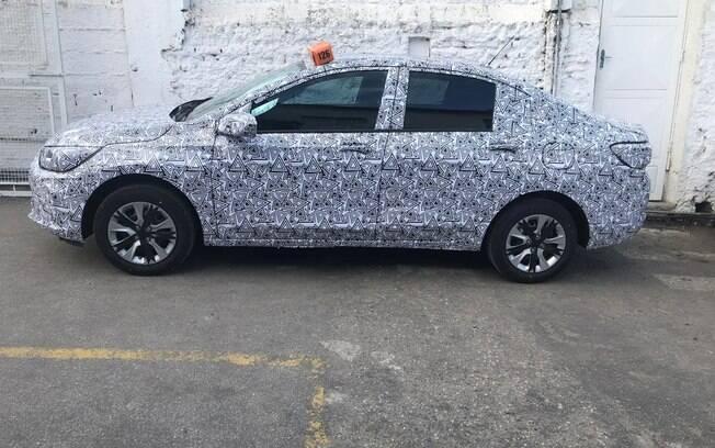 Chevrolet Onix Sedan já estreou na China com motores 1.4 aspirado e 1.0 turbo, de três cilindros, que será feito no Brasil