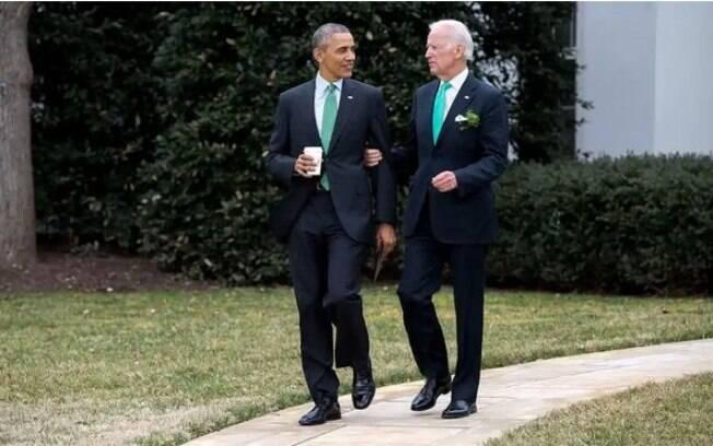 Obama declarou apoio à candidatura de Joe Biden, seu ex-vice.
