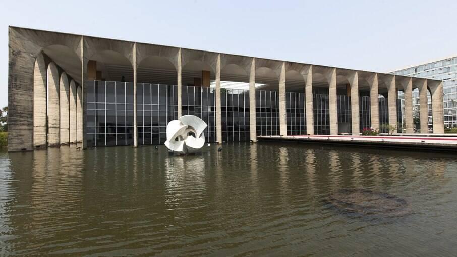 Palácio do Itamaraty, sede do MRE