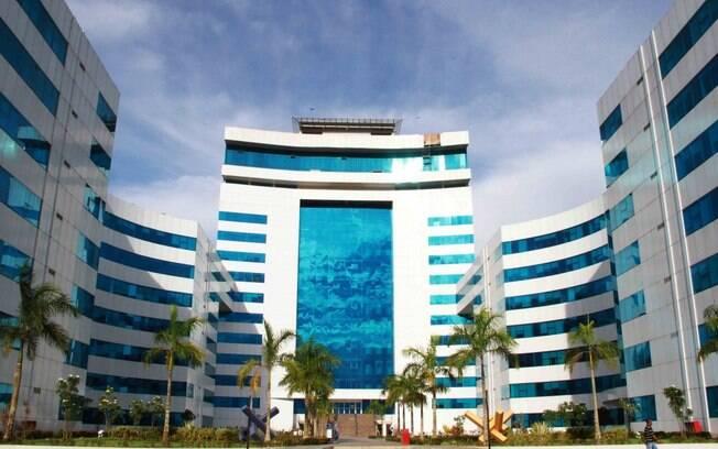 Palácio do Rio Madeira, sede do governo estadual de Roraima, será local de trabalho de Antonio Denarium nos próximos quatro anos