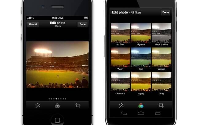 Twitter lança oito filtros similares aos oferecidos pelo Instagram para customizar fotos