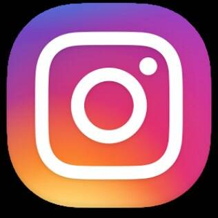 Nova logo do Instagram, lançada recentemente