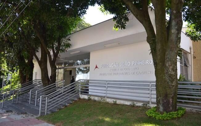 Escola de Governo Professor Paulo Neves de Carvalho, em Belo Horizonte. Foto: ACS/FJP