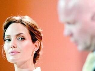 Angelina Jolie é uma ativista da causa e está a frente da reunião