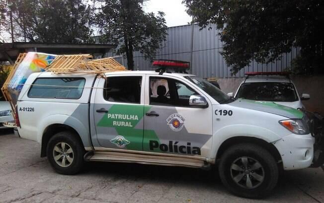 Polícia Militar Ambiental recebeu denúncia anônima