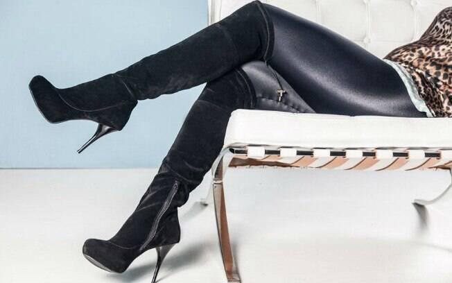 856cc1918 Botas over the knee (cano super longo) - com comprimento acima dos joelhos,