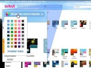 Temas do Orkut podem ser adicionados nas comunidades