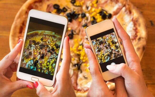 Que tal deixar o celular de lado enquanto come? Essa é a proposta da