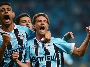 Grêmio 1 x 0 Vitória