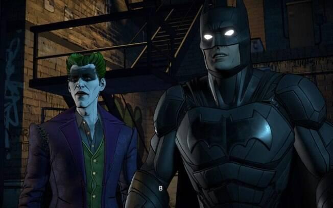 Batman está em promoção