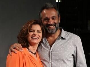 Débora Bloch e Domingos Montagner são Lígia e Miguel na novela