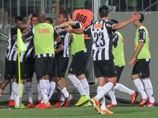 Atlético venceu o Internacional no primeiro turno, no Independência, com gol de Diego Tardelli