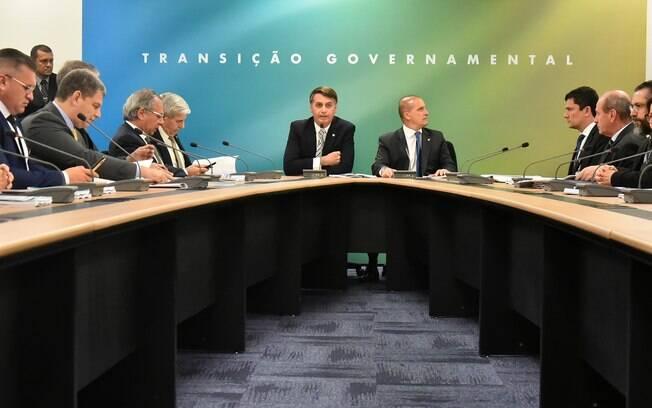 A expectativa da equipe de Jair Bolsonaro é que logo sejam concluídos os nomes da equipe ministerial de 2019