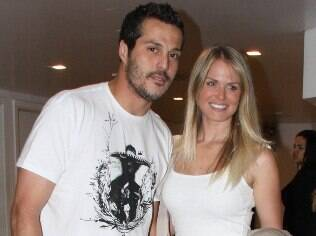 Júlio Cesar e Susana Werner