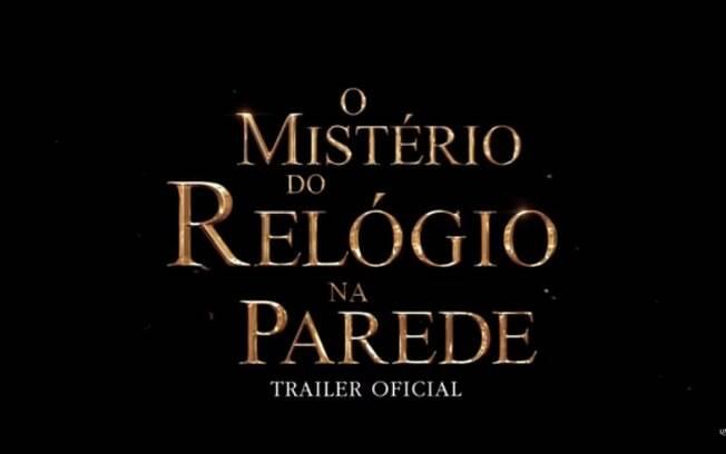 """Universal Pictures divulga novo cartaz e trailer de """"O Mistério do Relógio na Parede"""""""