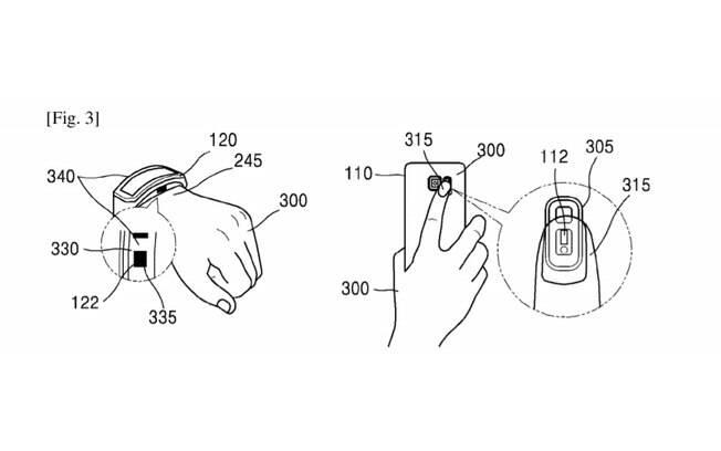 Relógios inteligentes poderiam usar sensor de pressão sanguínea para simplificar comprar pelo Samsung Pay