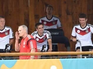 Espaço foi cedido para que seleção alemã construísse o centro de treinamentos para a Copa do Mundo