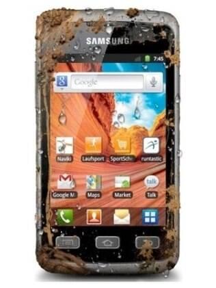 Xcover Galaxy, smartphone robusto da Samsung