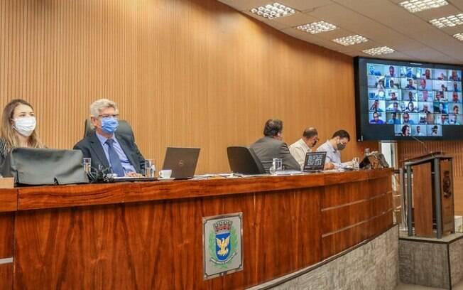 Vereadores aprovam em 1ª discussão reforma administrativa em Campinas