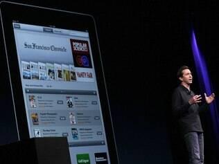 Newsstand reunirá edições de jornais e revistas