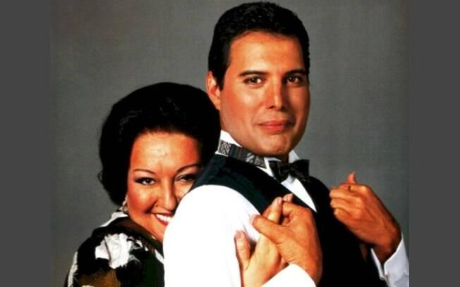 "Temas das Olimpíadas: ""How Can I Go On"" de Freddy Mercury e Montserrat Caballé"