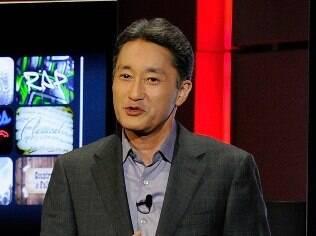 Hirai, da Sony: venda da divisão Vaio para cortar prejuízos