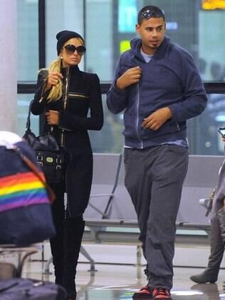 Paris Hilton e Afrojack: novo casal?