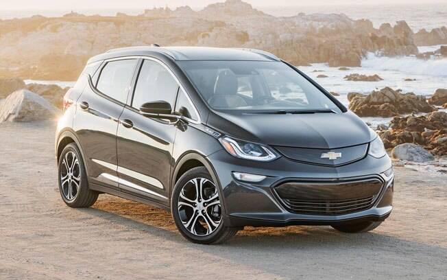 Chevrolet Bolt não polui o meio ambiente e consegue ter 383 quilômetros de autonomia até precisar de nova recarga