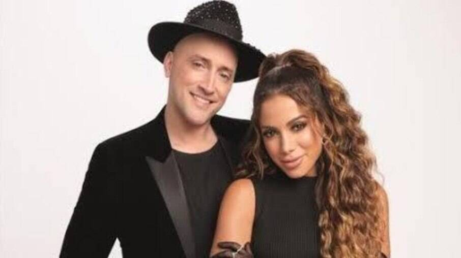 Anitta relembra conversas com Paulo Gustavo