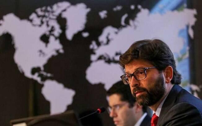 Lucas Ferraz, secretário de Comércio Exterior, falou sobre o acordo entre Mercosul e União Europeia