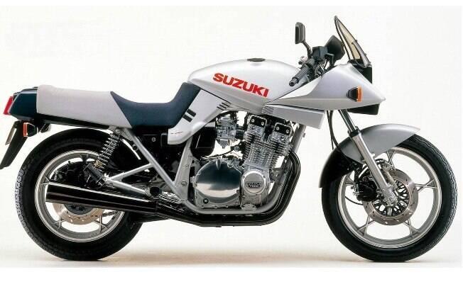Onde tudo começou para a Suzuki Katana. Nos anos 80, era referência em estilo, esportividade e exclusividade
