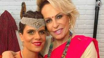 Filha de Ana Maria Braga trocou luxo para seguir filosofia indiana