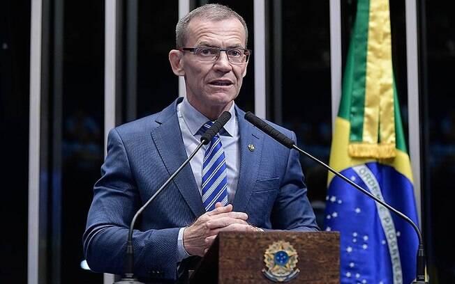 Fabiano Contarato%2C senador da Rede