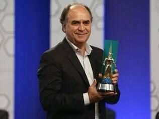 Pelo segundo ano, Marcelo Oliveira foi eleito o melhor técnico do Brasileirão