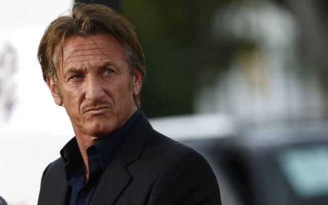 Sean Penn revela estar desinteressado pela atuação e promete um livro polarizador para os próximos meses