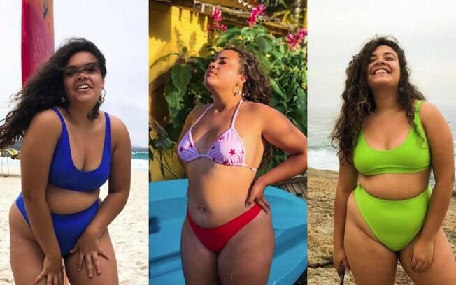 Mônica Marchette mostra que na busca de como ter um corpo de verão precisamos encarar nossas inseguranças