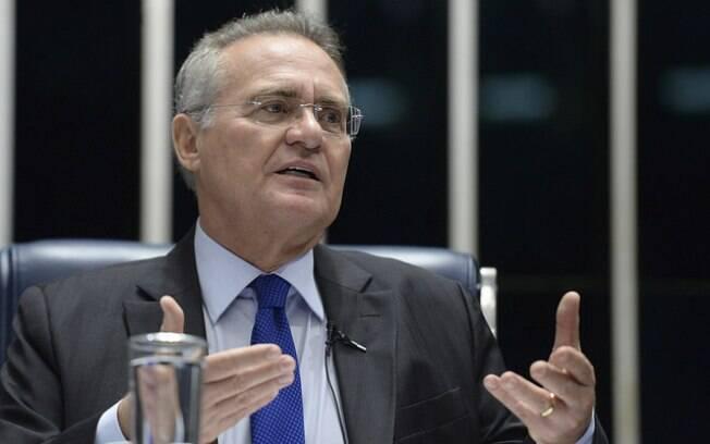 O presidente do Senado Renan Calheiros foi citado em uma nova delação; ele nega as acusações