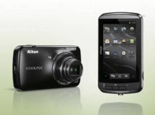 Câmera da Nikon tem tela de 5,5 polegadas