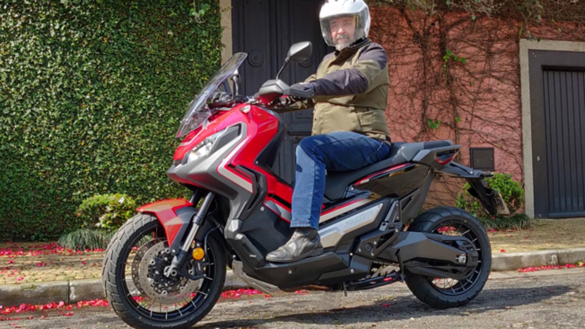 Afinal O Honda X Adv E Uma Moto Ou Um Scooter Veja A Avaliacao Cultura Da Motocicleta Ig