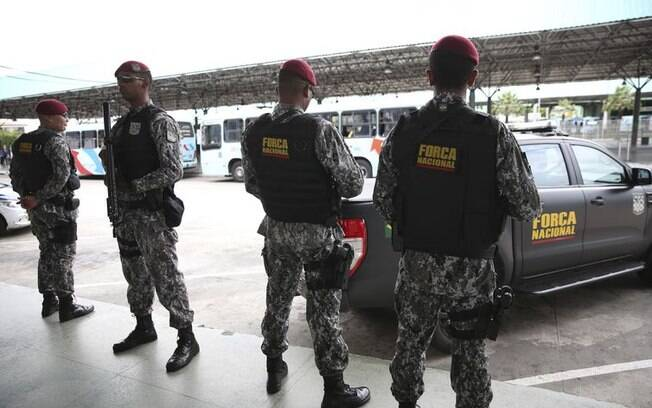 Força Nacional atuará em Roraima até abril de 2021