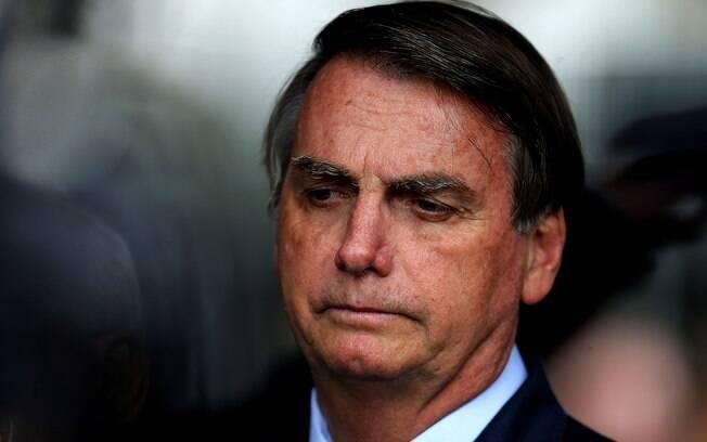 Jair Bolsonaro falou que não pensa em reeleição