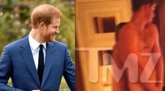 Príncipe Harry confirma pela primeira vez que a foto era dele