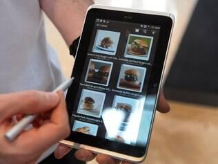 HTC Flyer tem corte de preço nos EUA para concorrer com Amazon Fire