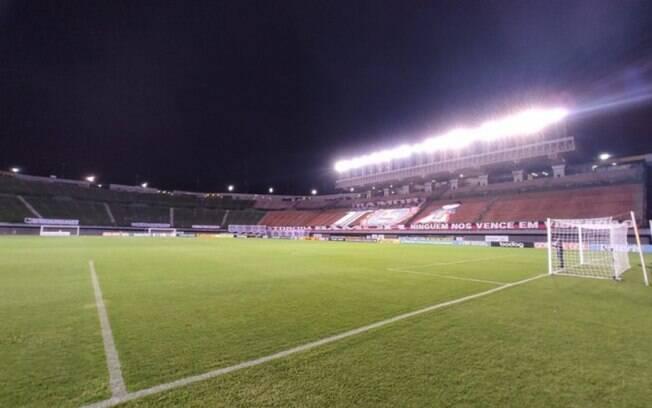 Bahia venceu o Fortaleza no Pituaçu